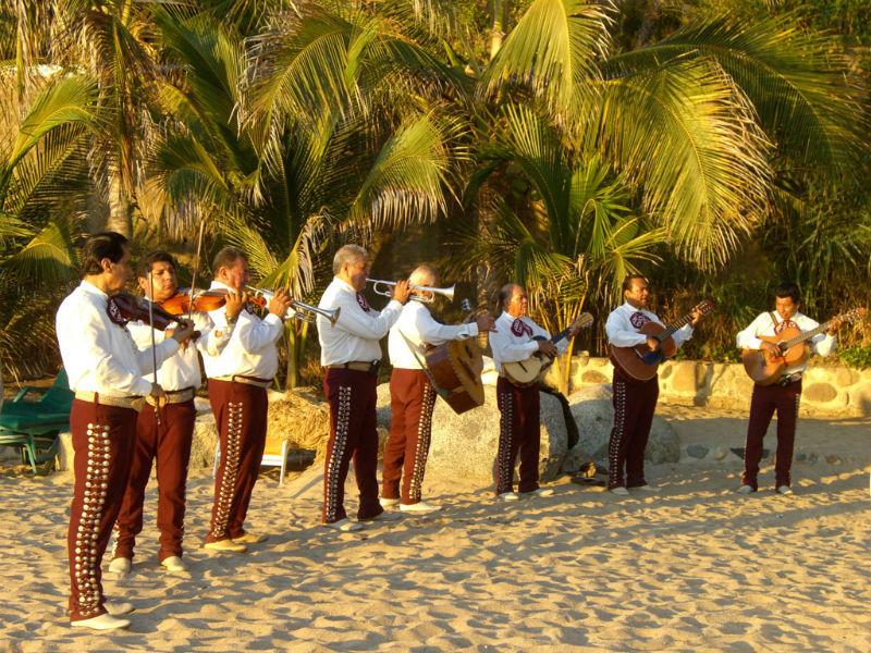 Boda en Playa Escondida, Sayulita