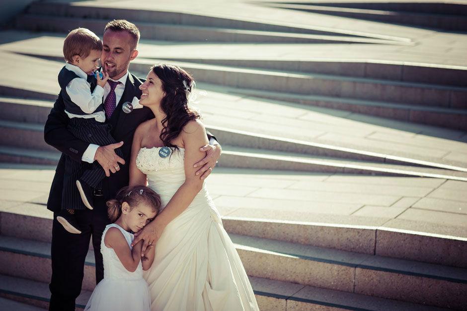 Beispiel: Ihre professionellen Hochzeitsfotos, Foto: 0816 Pictures.
