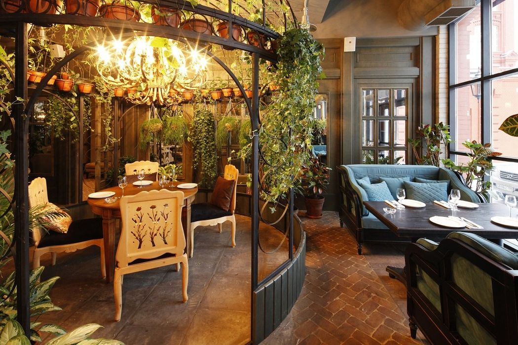 Ресторан The Сад
