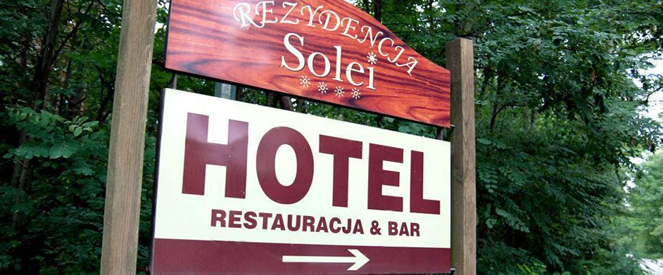 Hotel i Restauracja Solei