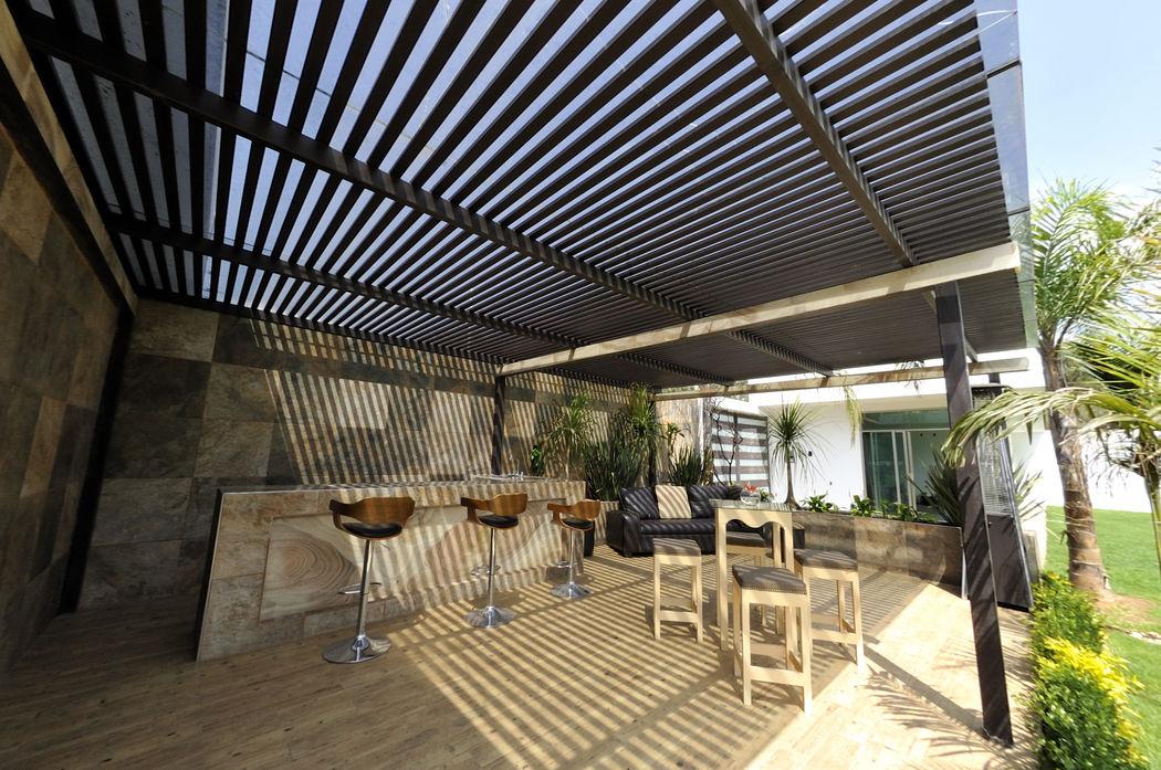 Invito terraza jard n bodas for Terraza jardin