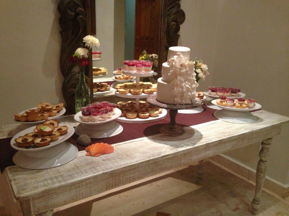 Mesa de postres by Gourmet