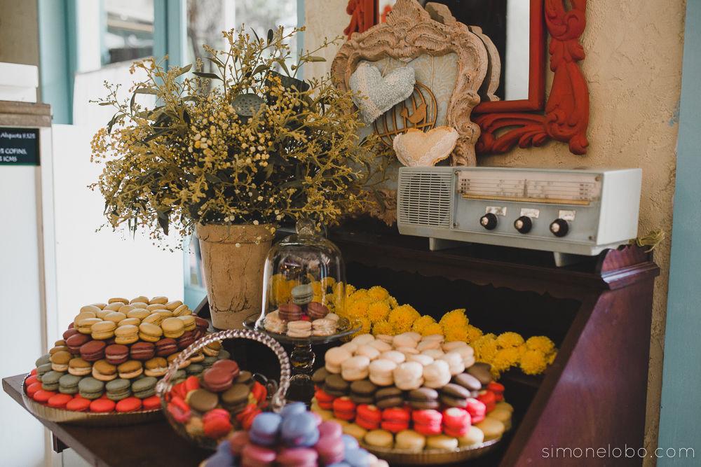 Mini Wedding Bistrô Ruella Projeto e Execução: L Leivas & Lourenço Wedding por Luciana Lourenço e Denise Leivas Fotografia: Simone Lobo
