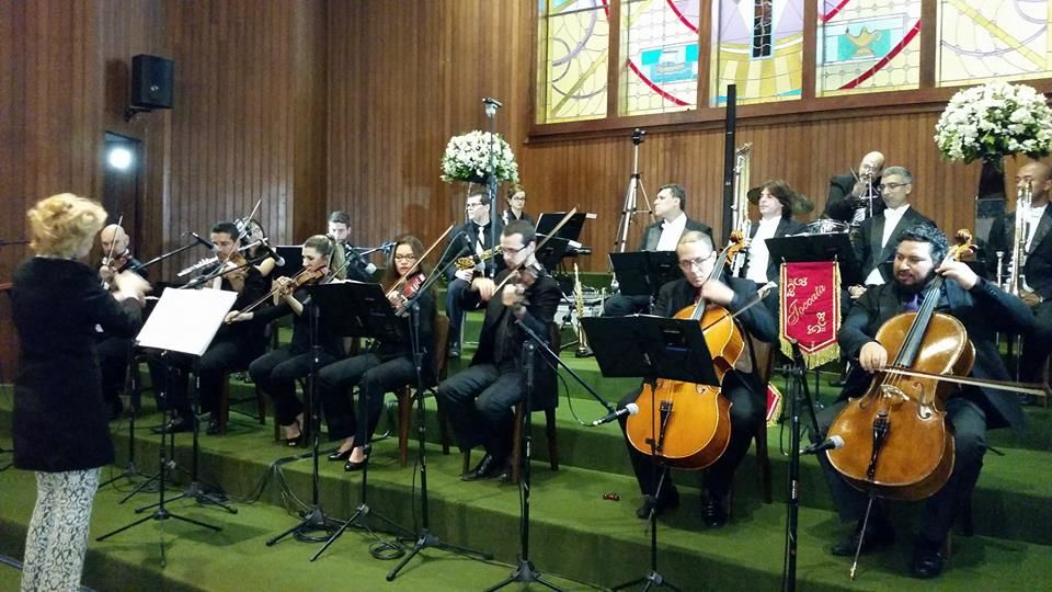 Toccata Coral e Orquestra