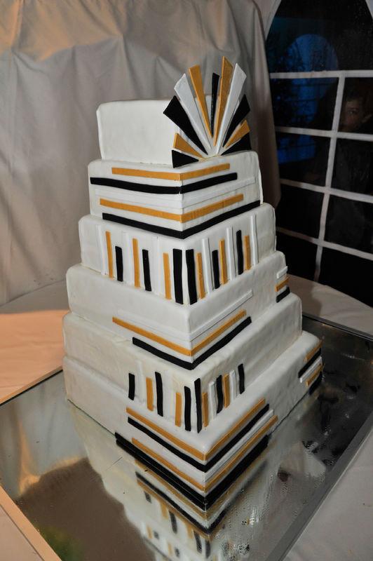 Les wedding cake de notre pâtissière