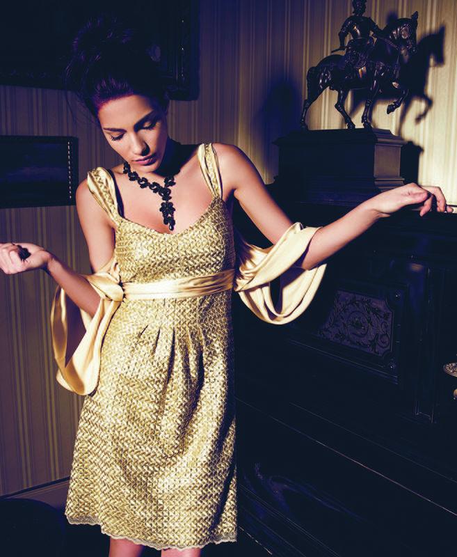 Beispiel: Einzigartige Kleider, Foto: Tricia Ze.