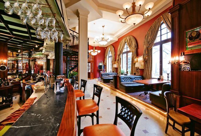 Hotel Rezydent w Sopocie