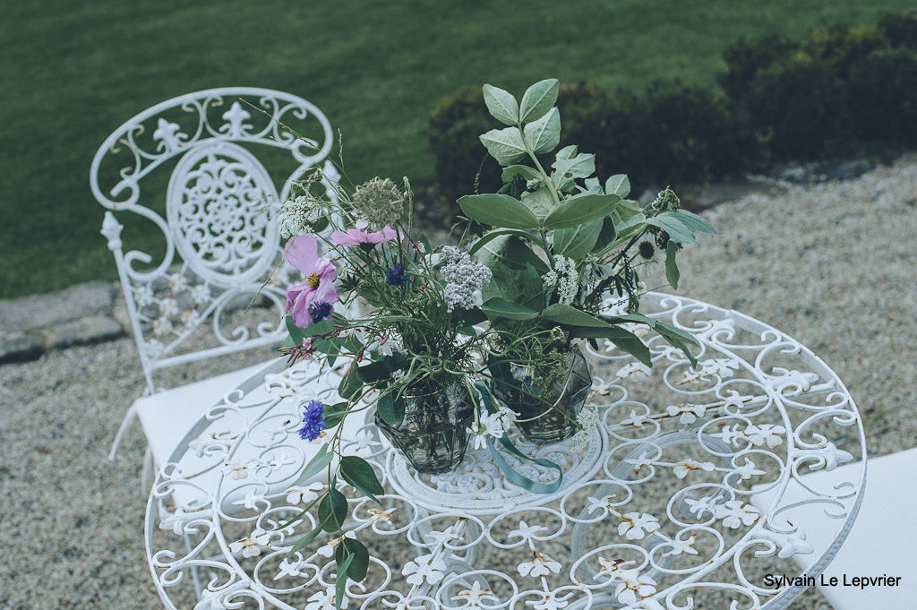 Manoir de La Mare Côtes d'Armor mariage champêtre 22