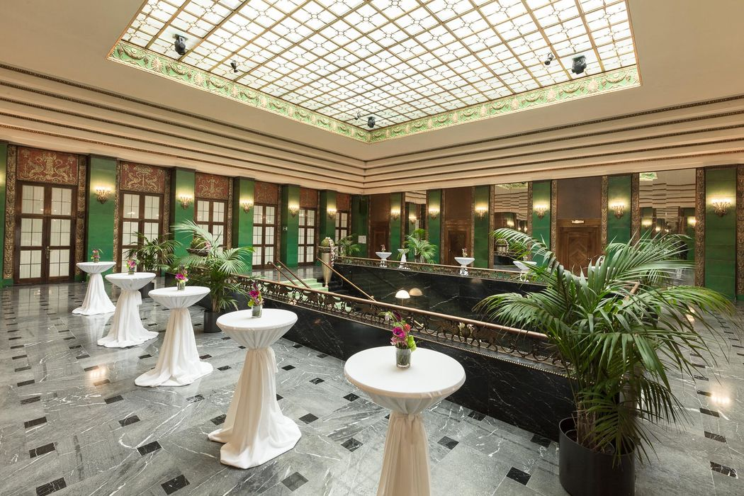 Das obere Foyer
