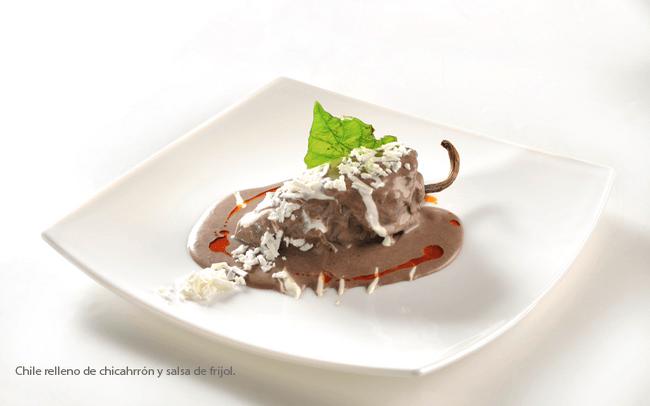Platillos fuertes realizados con las mejores técnicas gastronómicas - Foto Banquetes Ambrosía