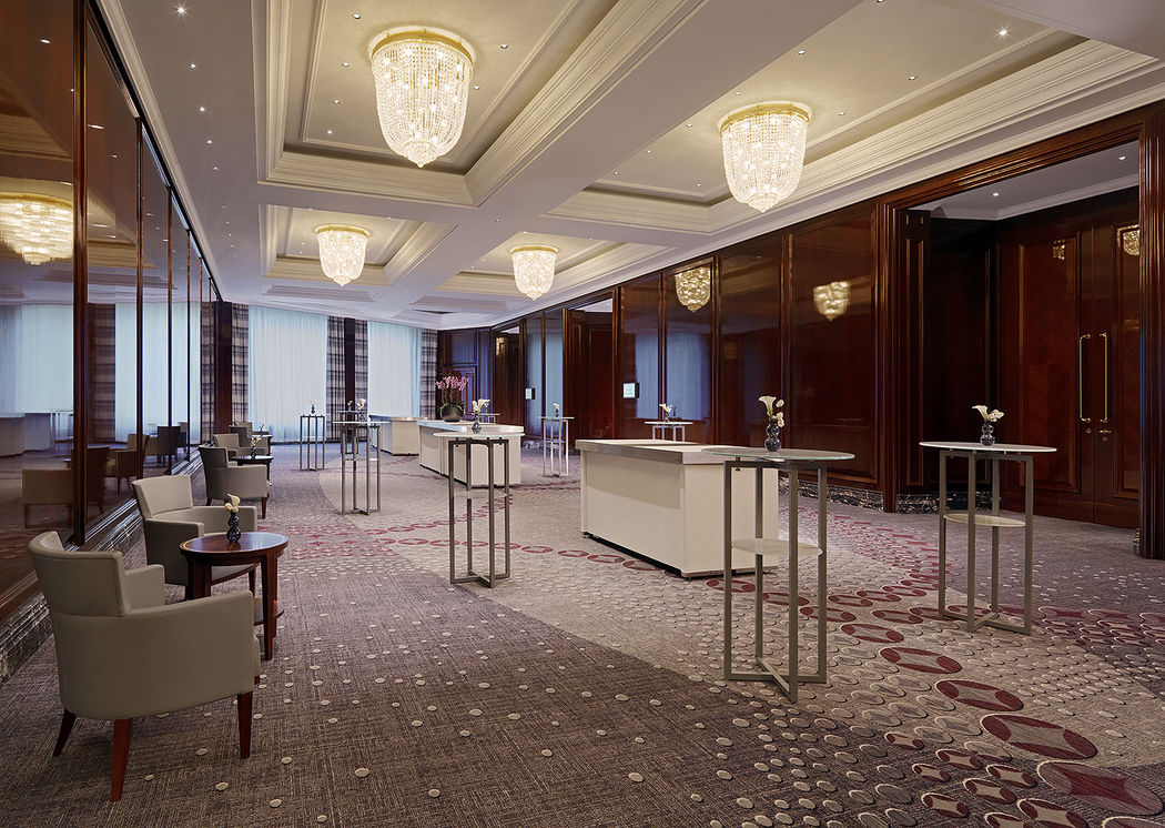 Beispiel: Grand Foyer, Foto: The Ritz-Carlton, Berlin