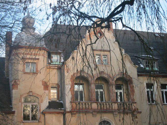 Beispiel: Balkon, Foto: Schloss Beesenstedt.