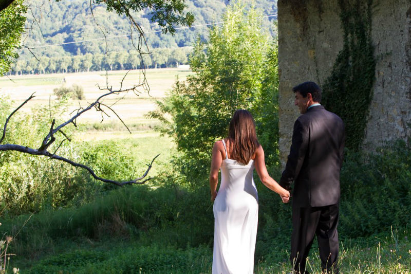 Vanessa Fry Photography, Annecy wedding