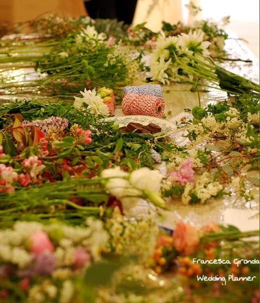 Entre flores hermosas  Vanessa&Juanca