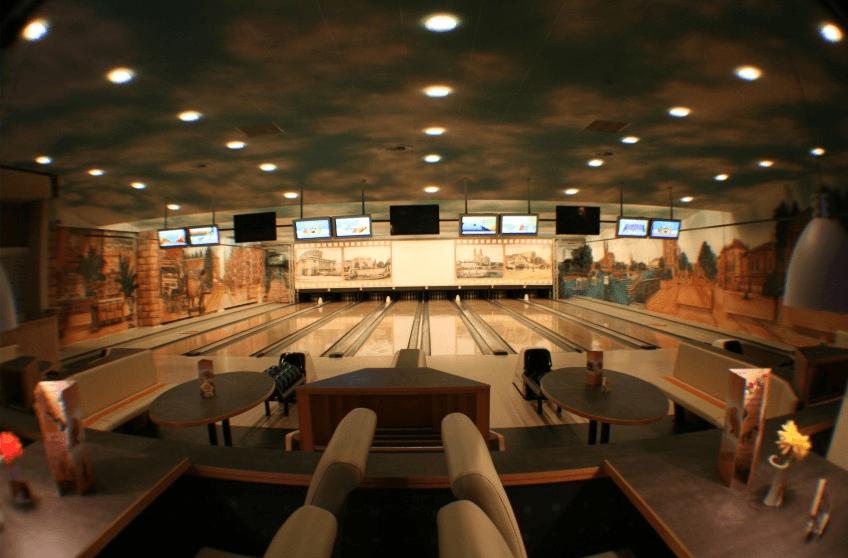 Beispiel: Bowlingbahn, Foto: Seeblick Magdeburg.