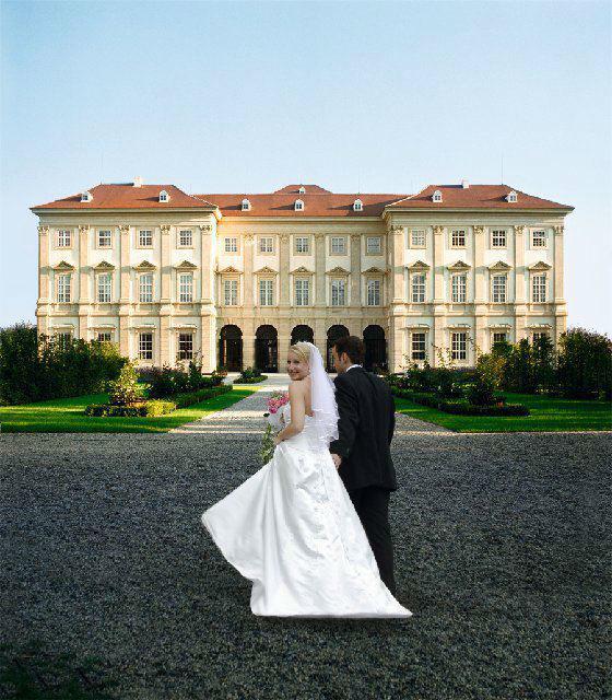 Beispiel: Feiern Sie Ihre Märchenhochzeit, Foto: Palais Liechtenstein GmbH