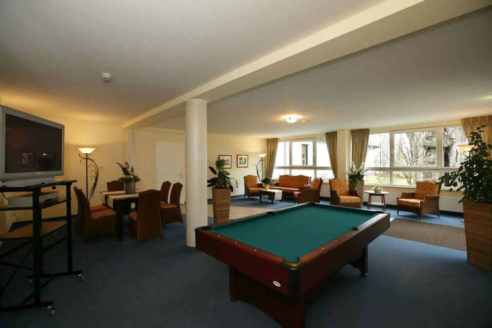 Beispiel: Lobby, Foto: Seehotel Heidehof.