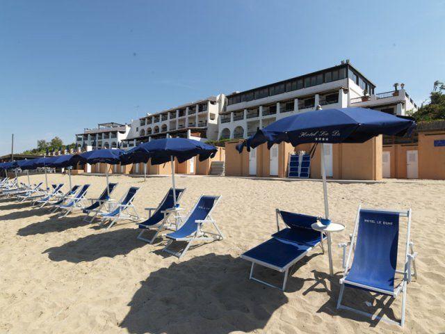 Hotel Le Dune Sabaudia
