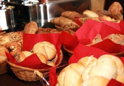 Beispiel: Gastronomie, Foto: AKZENT Hotel Goldene Krone.