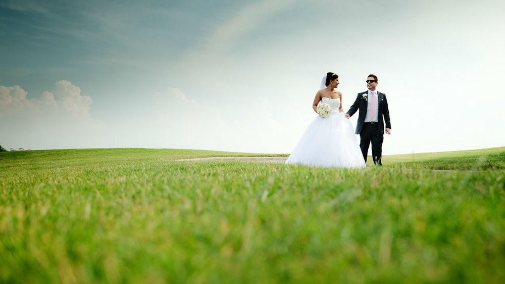 Beispiel: Romantische Fotos von Ihrer Hochzeit, Foto: Markus Schneeberger.