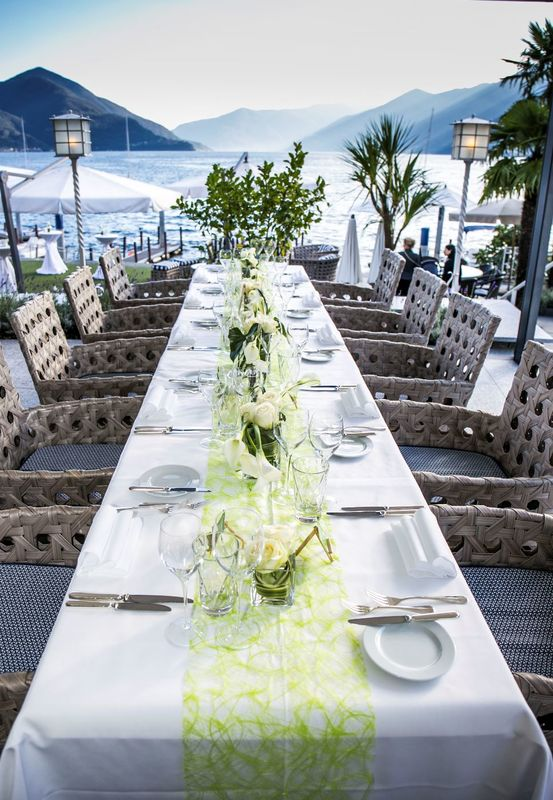 Terrasse Restaurant Marina