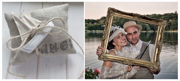 Vintage Hochzeit im 20er / 30er Jahre Look - LoveLi Hochzeitsplanung