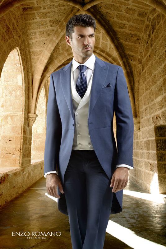 temos trajes de novios en exclusiva de la firma    ENZO ROMANO