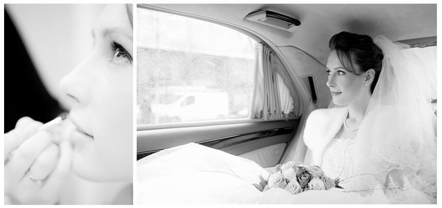 Beispiel: Braut, Foto: Martina Draper.
