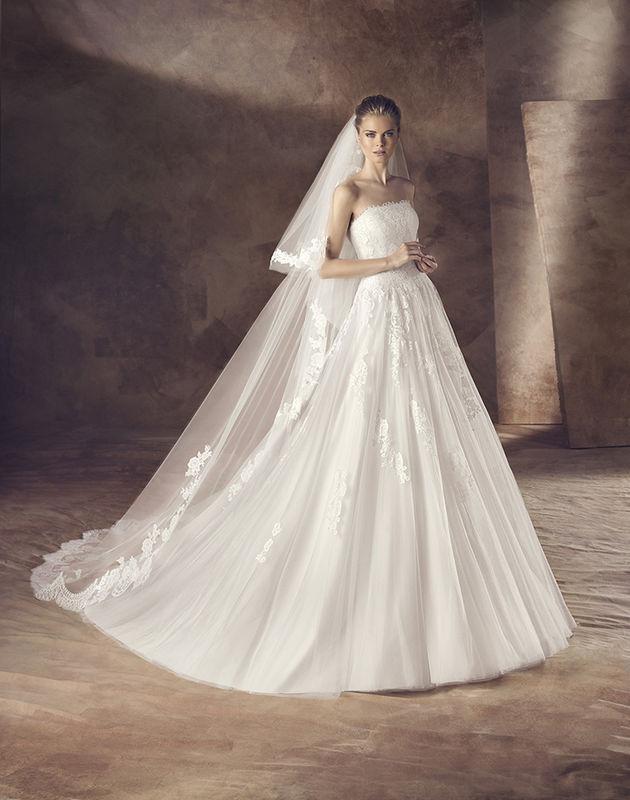 Vestidos de novia en Monterrey de Casa Iza Novias
