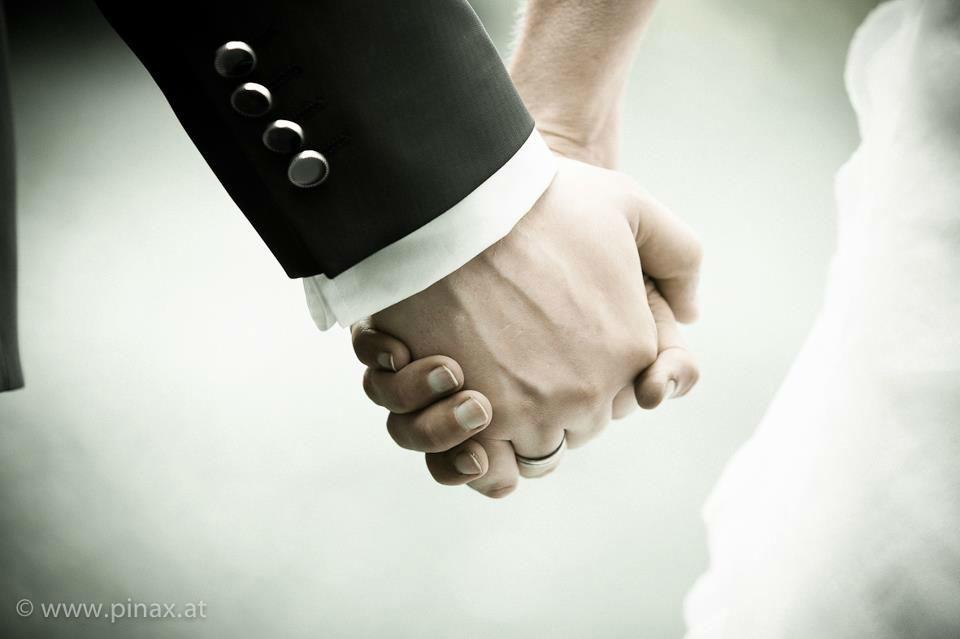 Beispiel: Kreative Fotos von Ihrer Hochzeit, Foto: Pinax Fotostudio.