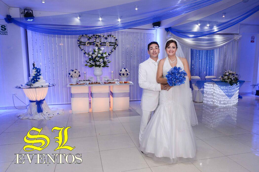 EVENTOS DE MATRIMONIOS