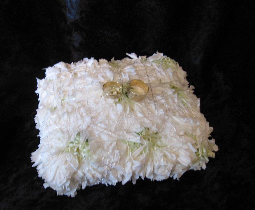 Beispiel: Ringkissen, Foto: Blumenfee Katrin CC.
