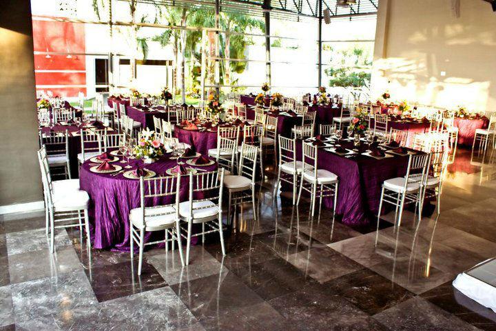 Salón para eventos - Azul Sandía