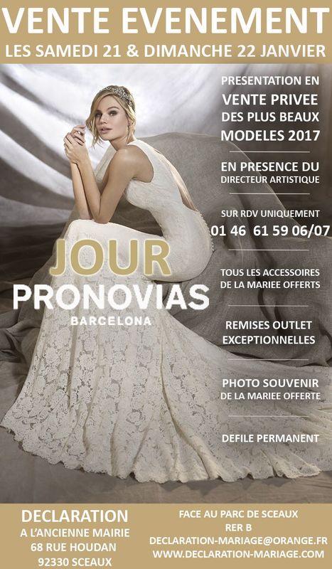 Jouer Pronovias by Déclaration Mariage