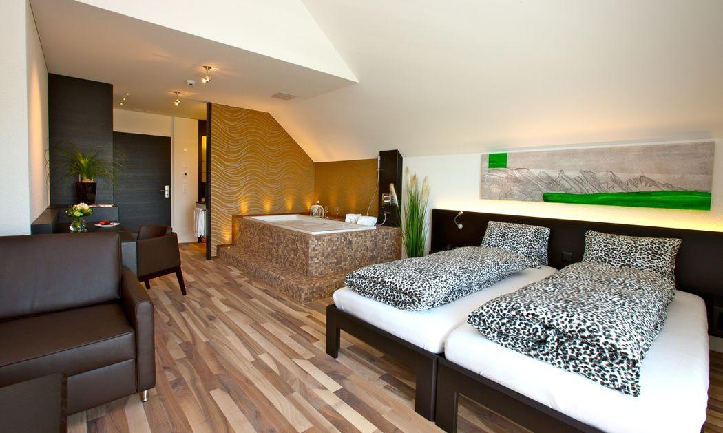 Beispiel: Suite, Foto: Hotel Restaurant Vogelsang.