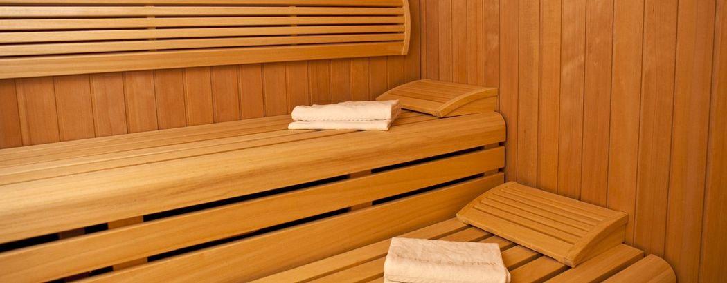 Beispiel: Wellness-Bereich, Foto: Hotel Le Prese.