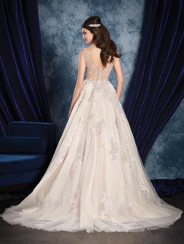 Chana Boutiques Noiva  Colcecção 2016 Spring Sapphire Bridal by Alfred Angelo