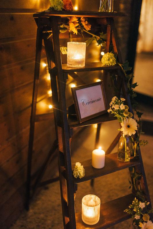 Les Bulles De Bonheur - Ceremonie laique de nuit