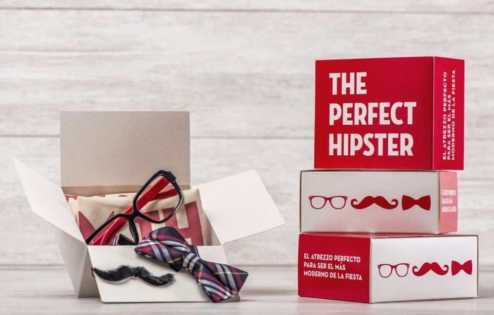 Kit The Perfect Hipster