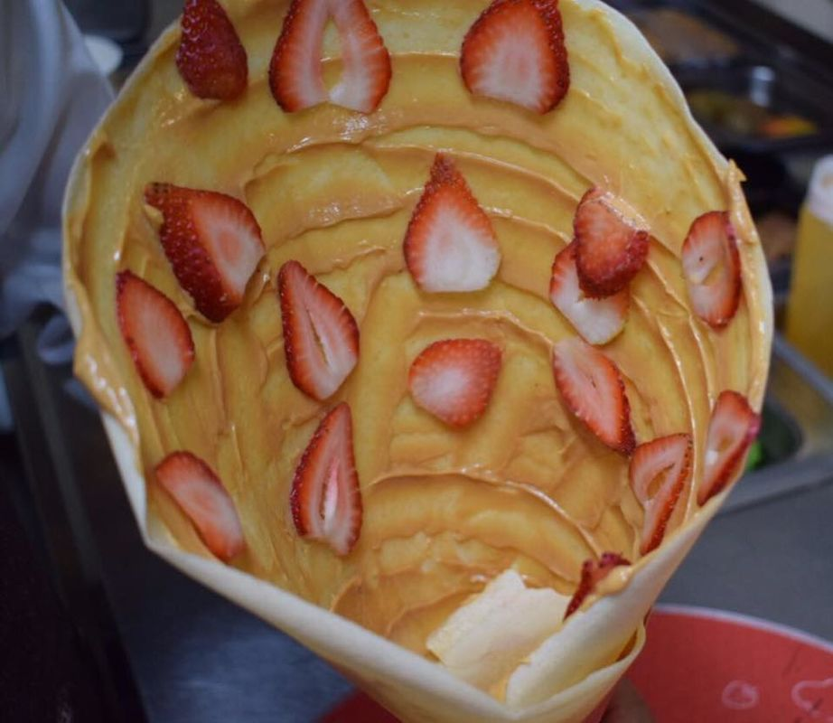 Choices House of Crepes