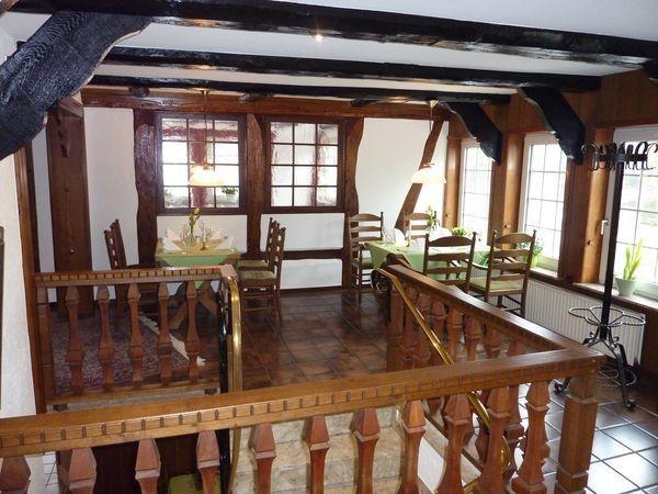 Beispiel: Mühlen-Galerie, Foto: AKZENT Hotel Zur Wasserburg.
