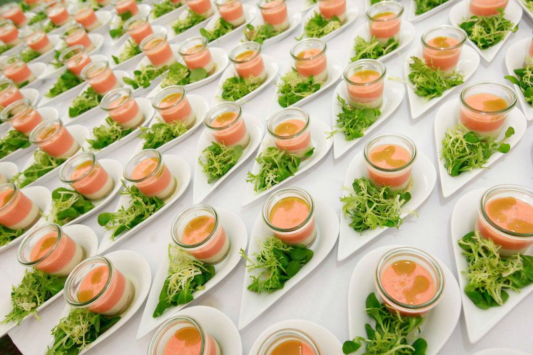 Beispiel: Kulinarische Impressionen, Foto: AmVieh-Theater.