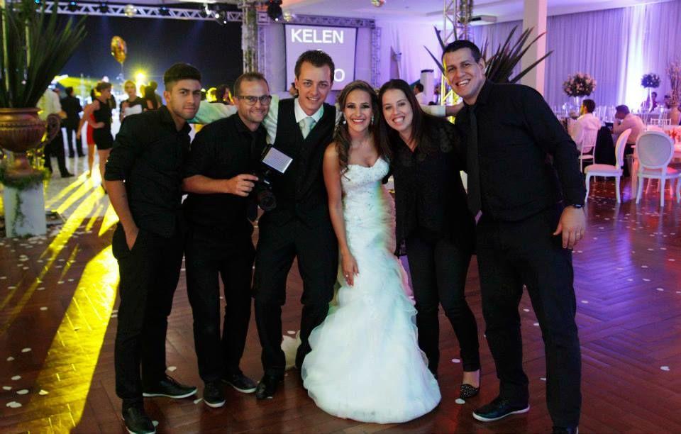 Casamento Kelen e Fábio - Marau RS