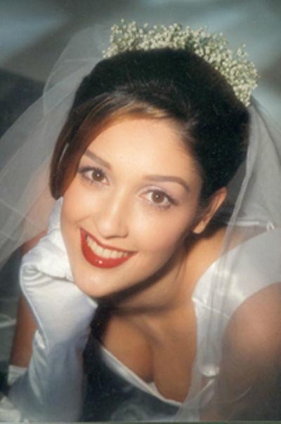 Beispiel: Für die Schönheit der Braut, Foto: Make me up.