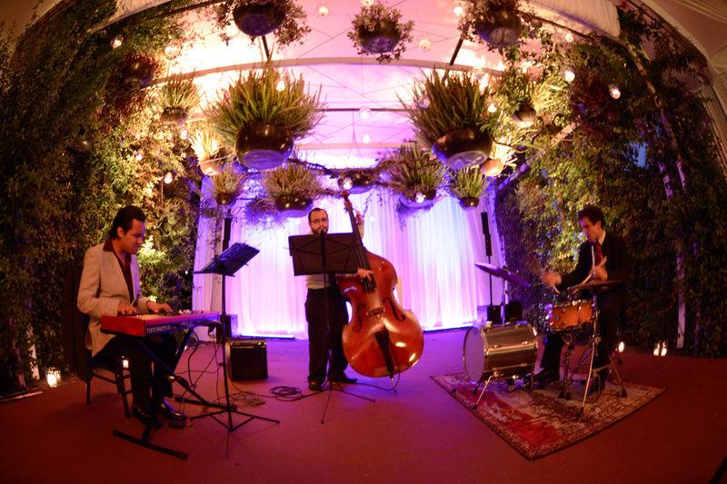 Boda de Noche acompañada de Jazz Nayeli Blanquel, curadora de bodas
