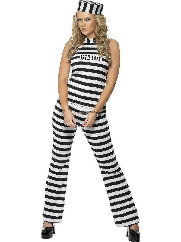 Beispiel: Kostüm Sexy Sträfling, Foto: Funshop.