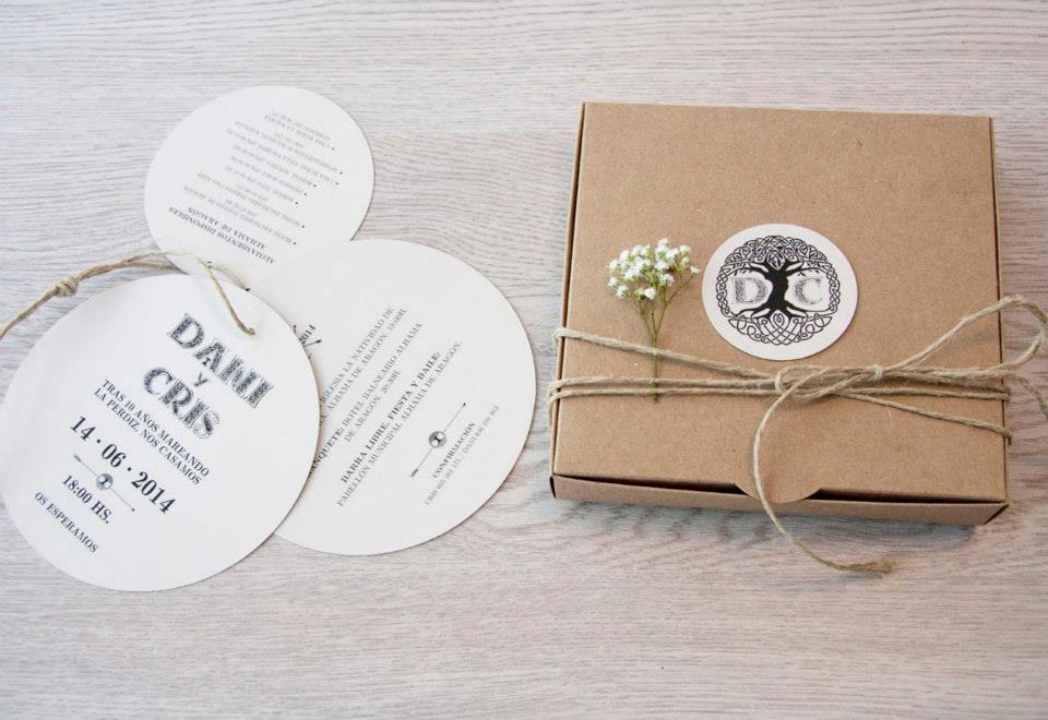 Invitación Caja Kraft