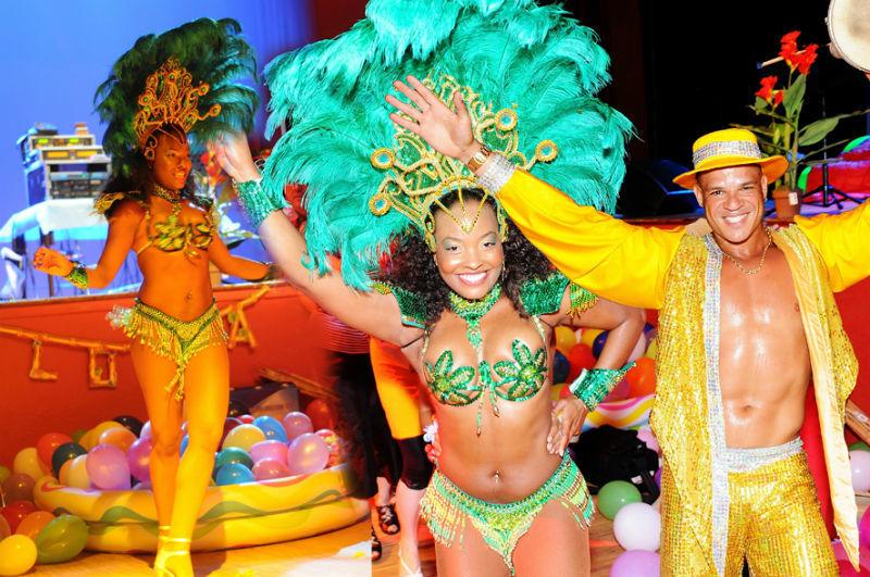 Balletss Brésilien