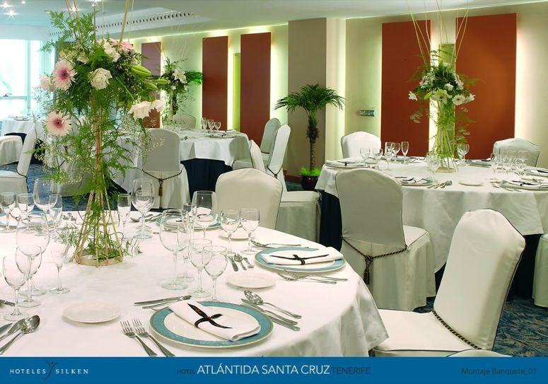 Hotel Silken Atlántida Santa Cruz Tenerife