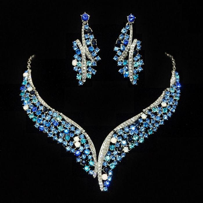 Parure de bijoux Bohême - Bijoux de Mariage